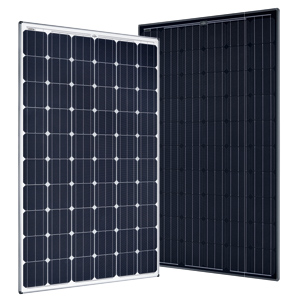 285W PV Module BAA, 33mm Clear Frame, 60 Large-Format Cell Mono, 16A F
