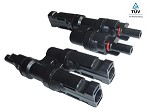 MC 4  Solar PV Cable Connector One Set Branch- General Solar Supply